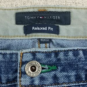 Tommy Hilfiger Jeans - Tommy Hilfiger Relaxed Fit Jean's Size 40x32